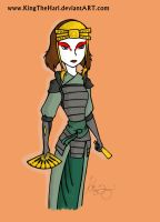 ATLA: Suki, The Kyoshi Warrior by kingthehari