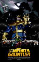 Infinity Guantlet Movie Poster Updated by IGMAN51