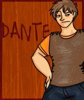 DR - CTF Red Team -Dante by wingedness