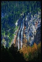 Rothbachfall by SenicaG