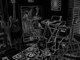 my room by drspoon
