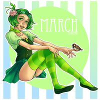 March by Lilami