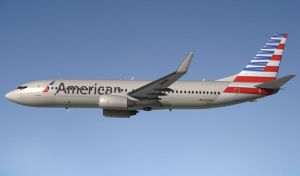 American Airlines  new logo by Emigepa