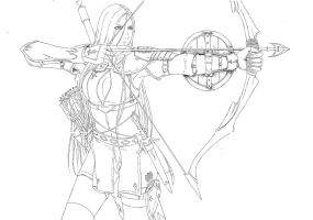 A Claymore Aiming for a Kill Unshaded by bmesias063