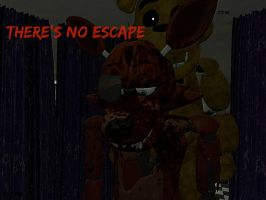 ThERE'S nO ESCaPe by TailsFan789