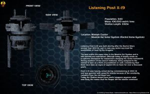 Listening Post X-19 Overview by Euderion
