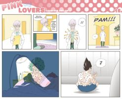 Pink Lovers 16 -S2- VxB doujin by nenee