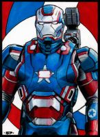 IRON PATRIOT by S-von-P