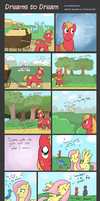 Request: MLP: Dreams to Dream by PacificGreen