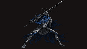 Dark Souls: Artorias by MenasLG