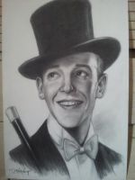 Fred Astaire by casey62
