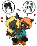 Loverboys by Hasana-chan