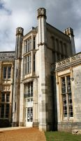 Highcliffe Castle 4 GothicBohemianStock by GothicBohemianStock