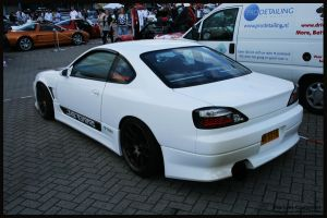 2000 Nissan Silvia S15 by compaan-art