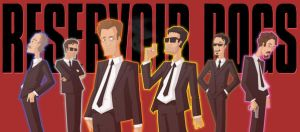 Reservoir dogs by yoanndurand