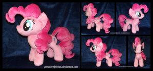 Pinkie Pie -- Bronycon 2014 by Peruserofpieces