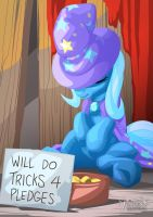 Trixie Bum by mysticalpha