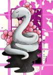 paper door ayame snake - color by DragonPress