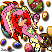 .:Kathy- Happy Easter:. by Kathy-the-echidna