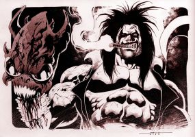 Lobo by marcelomueller