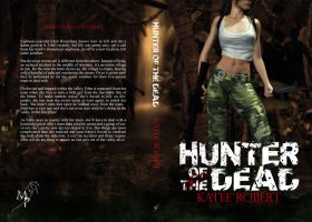 Hunter of the Dead cover draft by IndigoChick