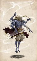 SingaBarong in Color by 2ngaw