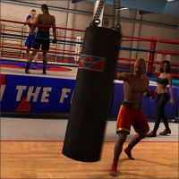 Training at the Fight Club by Sedorrr