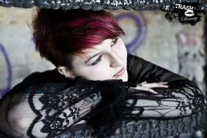 Dreaming Punky goth by Noirin-Stock