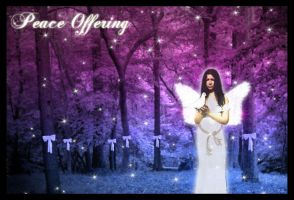Peace Offering by InYaFaceDesigns