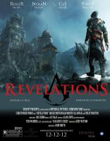 Revelations Movie Poster by sKaTeRaT211