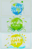 153005 /Typography/ Shades of summer by MMIKKIE