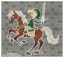 Epona Between Worlds by Seeburglar