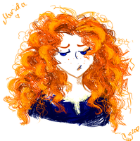 Merida by Urani-a