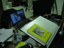 workspace by china101