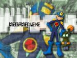 Megaman EXE Comp Background by wytwolf