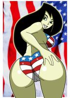 4th of July Jam 2010_Shego by DaCommissioner