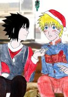 Come here, my Christmas wish.. by Midorikawa-eMe111