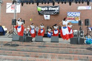 Puerto Rican/Latin Fest, Flowing Dress and Dance 4 by Miss-Tbones