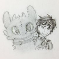 HTTYD2 by Iluvvanellope
