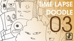 Time Lapse Doodle 03 by Studio-Stockwell
