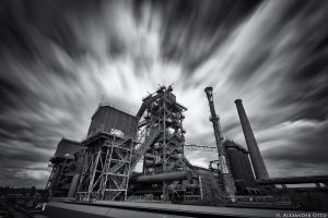 The Blast Furnace by NicolasAlexanderOtto