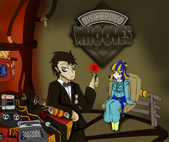Humanized Discorded Whooves by DankoDeadZone