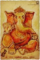 Happy Ganesh Chaturthi....!! by vivek05