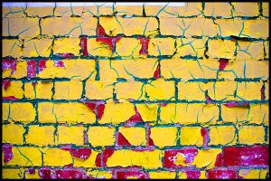 Yellow Brick Wall by Orroral