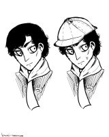 Sherlock by kawaii-sarcasm