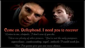 Dollophead, i need you to recover by Into-Dark