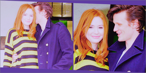 Matt Smith and Karen Gillan 3 by alitaz