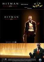 HITMAN B.Money Vegas Wallpaper by mjamil85