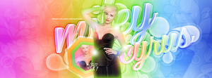 ++Miley colorsss by SparksOfLights