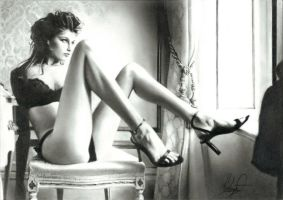 Laetitia Casta by JSDhanjal